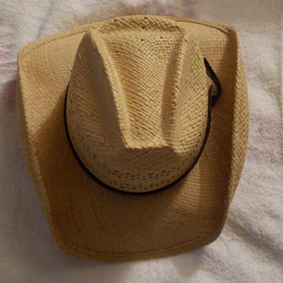 92c47627983 Shady Brady woven cowboy hat